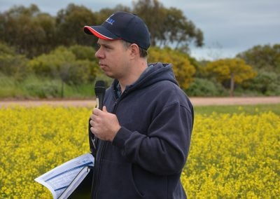 Industry education – Early career farmers workshops